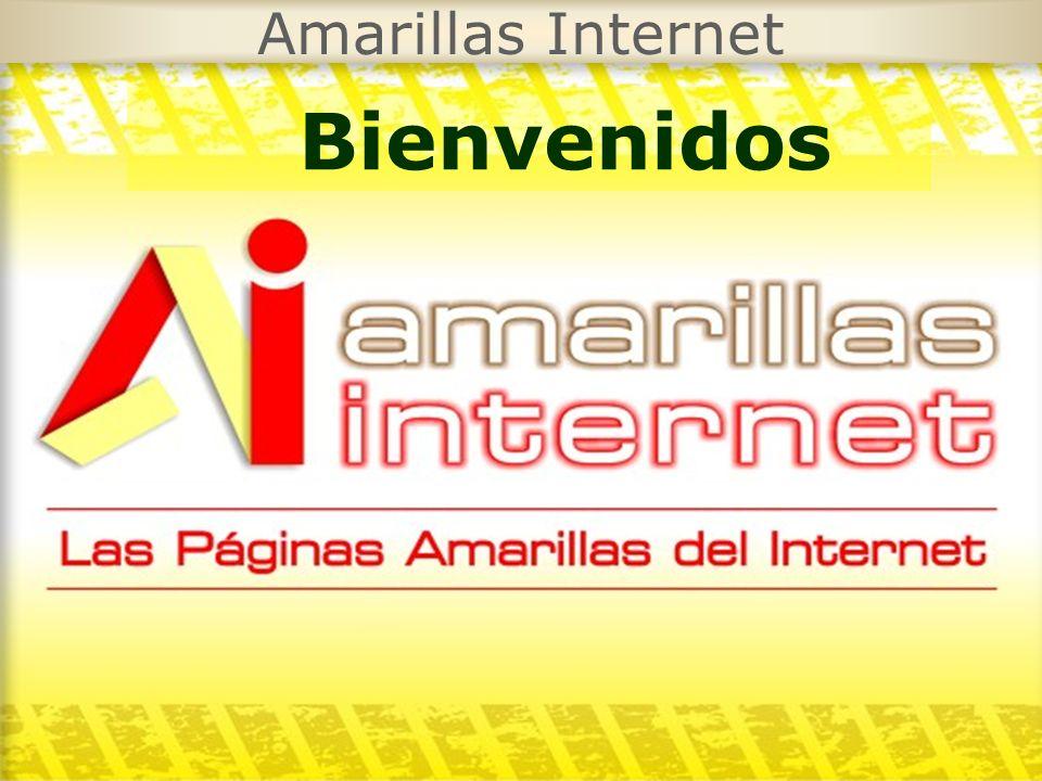 Amarillas Internet Bienvenidos