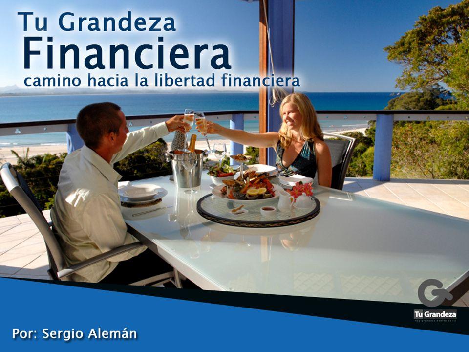 El camino hacia la libertad financiera 1 Ator: Sergio Alemán