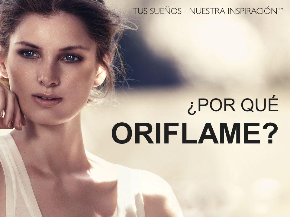 12014-05-08Copyright ©2013 by Oriflame Cosmetics SA ¿POR QUÉ ORIFLAME?