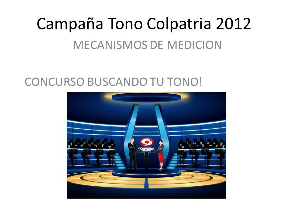 MECANISMOS DE MEDICION CONCURSO BUSCANDO TU TONO!