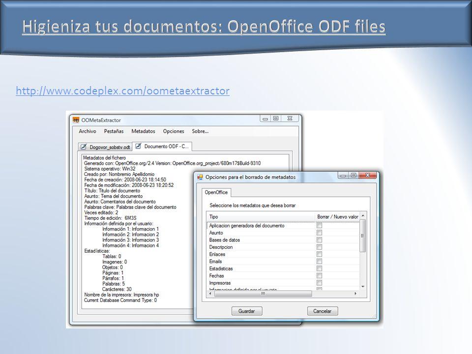 http://www.codeplex.com/oometaextractor