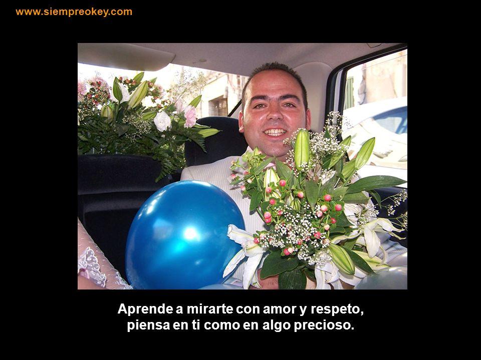 Si tu felicidad y tu vida dependen de otra persona, entrega todo de ti y ámala, sin pedirle nada a cambio. www.siempreokey.com