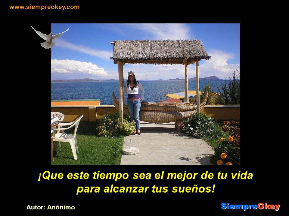 Tú y sólo tú escoges la manera en que vas a afectar el corazón de otros y esas decisiones son de lo que se trata la vida. www.siempreokey.com