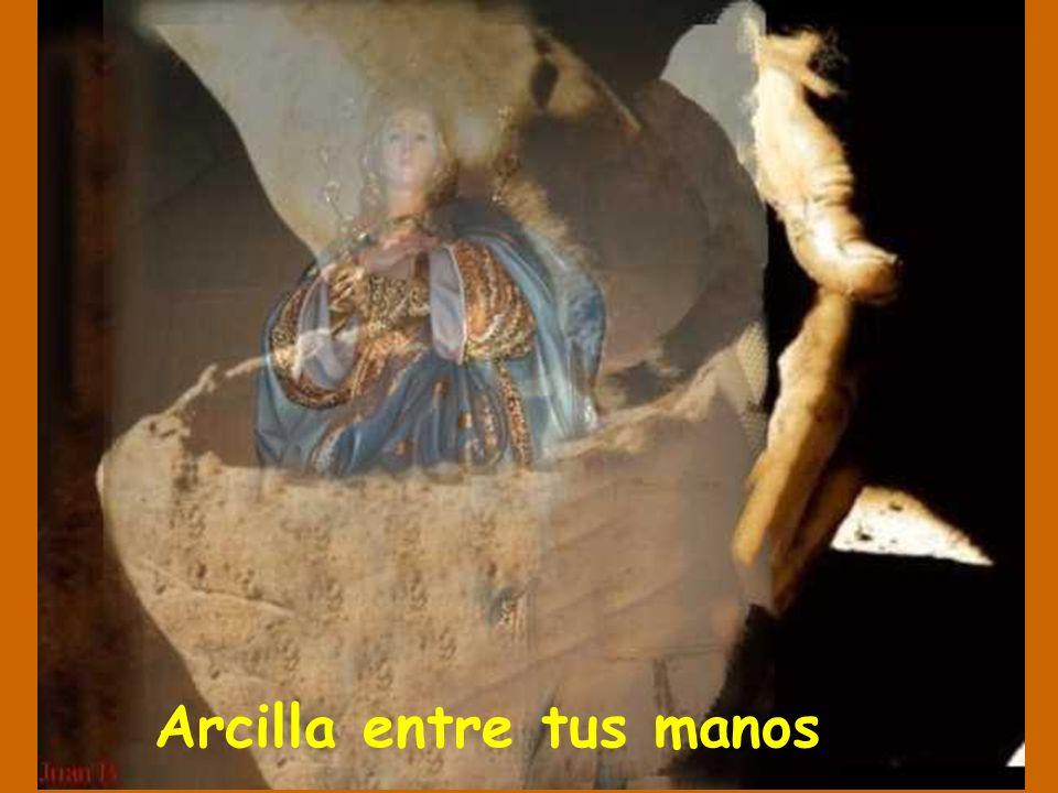 Virgen de las Avellanes.Composición Yo quiero ser
