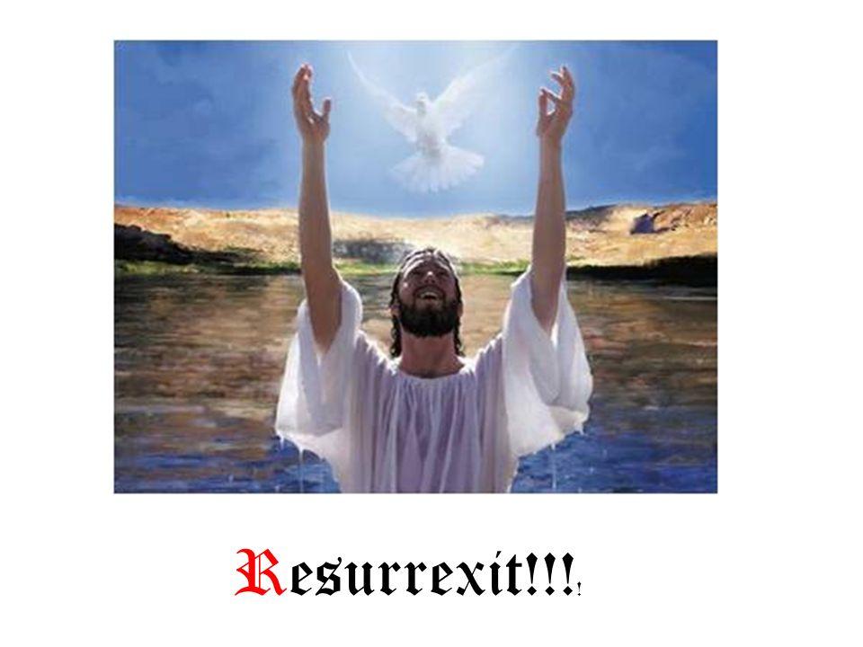 Resurrexit!!! !