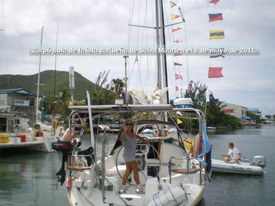 Primero estableció rumbo al puerto de Piriápolis, para luego – en distintas etapas- recorrer las costas uruguayas, las brasileñas, las caribeñas y lue