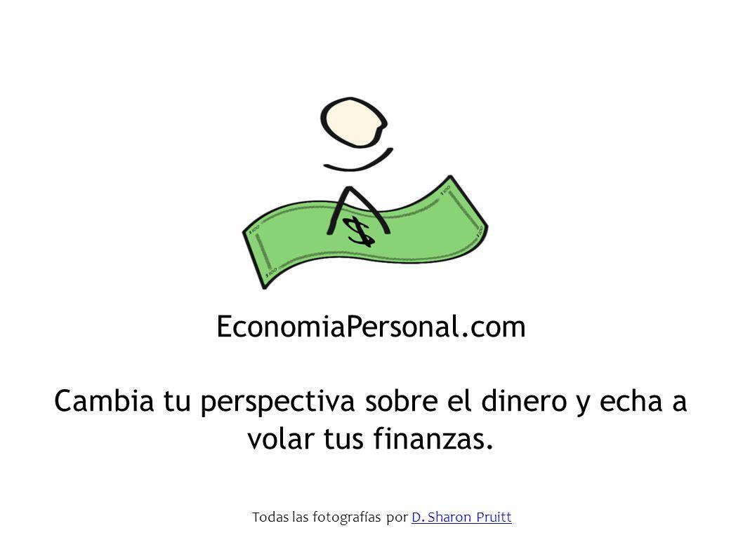 EconomiaPersonal.com Cambia tu perspectiva sobre el dinero y echa a volar tus finanzas.