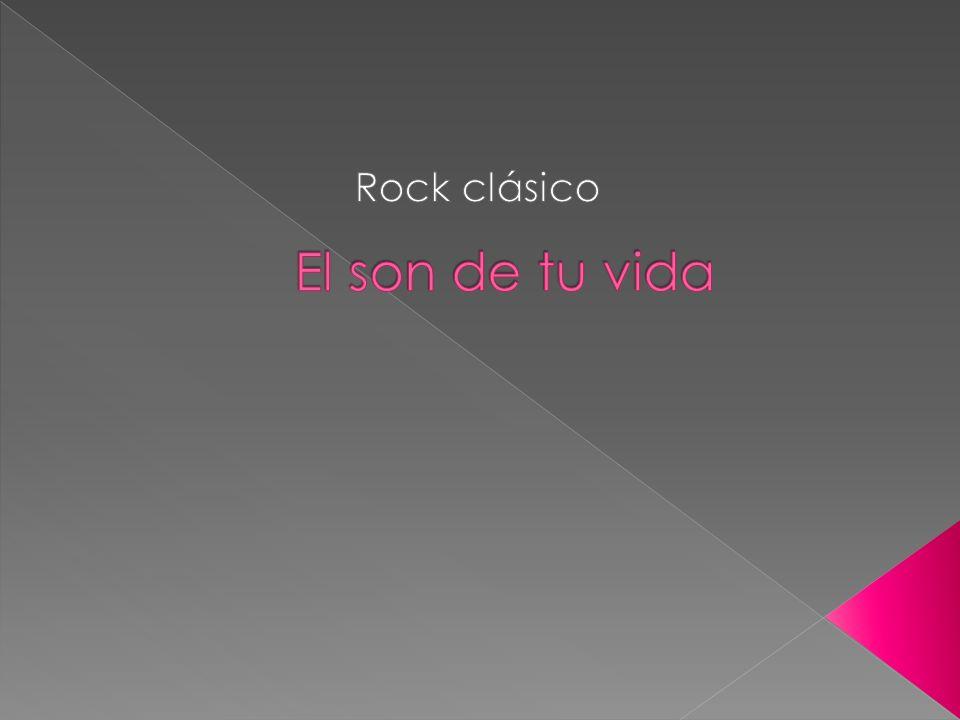 El rock es un género musical del siglo XX y de la época contemporánea del cual nacen cada uno de los diversos géneros musicales derivados del rock and roll.