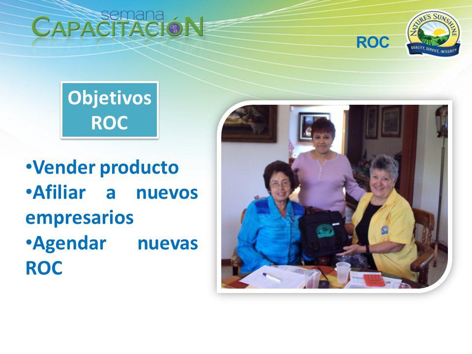 ROC Invita a un promedio de 10 personas.