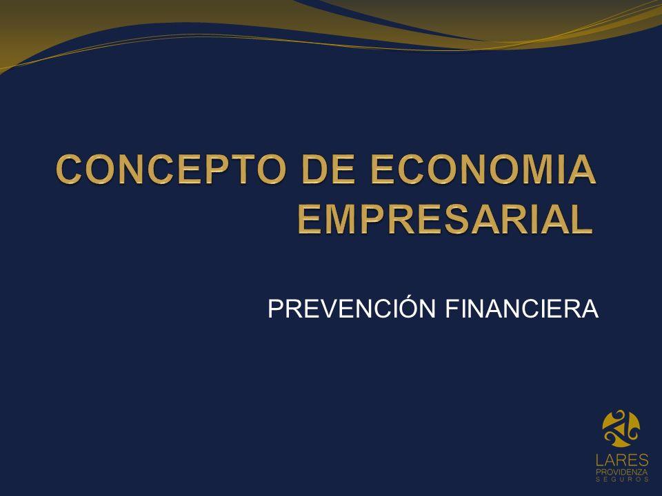 PREVENCIÓN FINANCIERA
