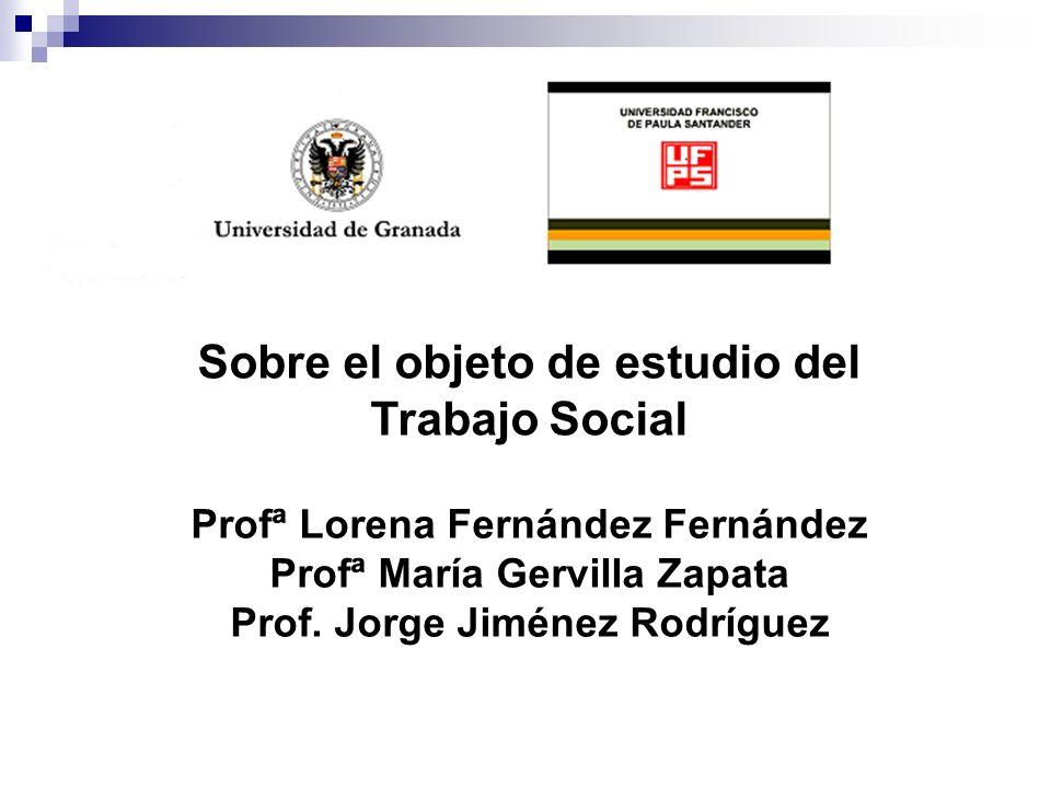 Objetivos Generales Conceptualizar el Interaccionismo Simbólico como Paradigma de Trabajo Social.