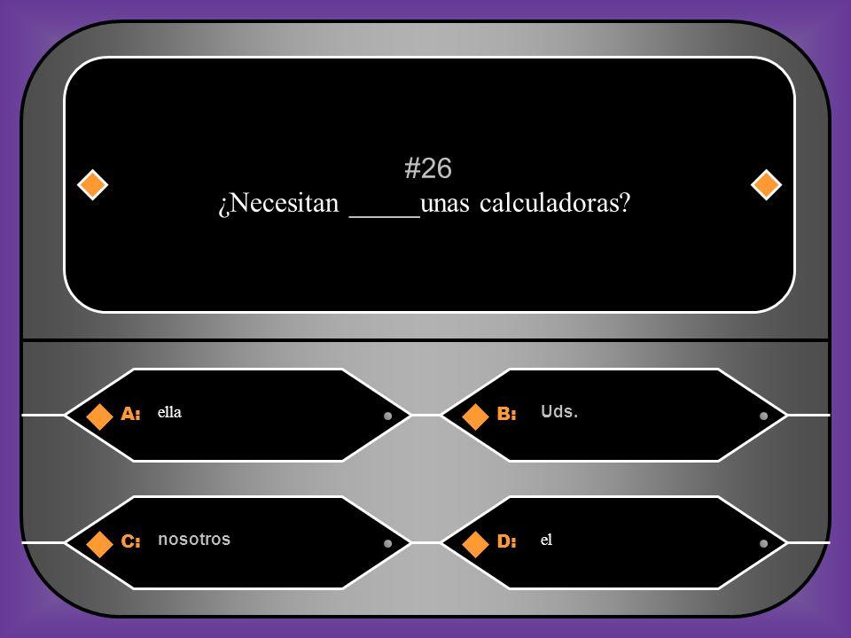 A:B: tecnología inglés #25 Mi clase favorita es _________. Me gusta mucho dibujar. C:D: arte Educación fisica