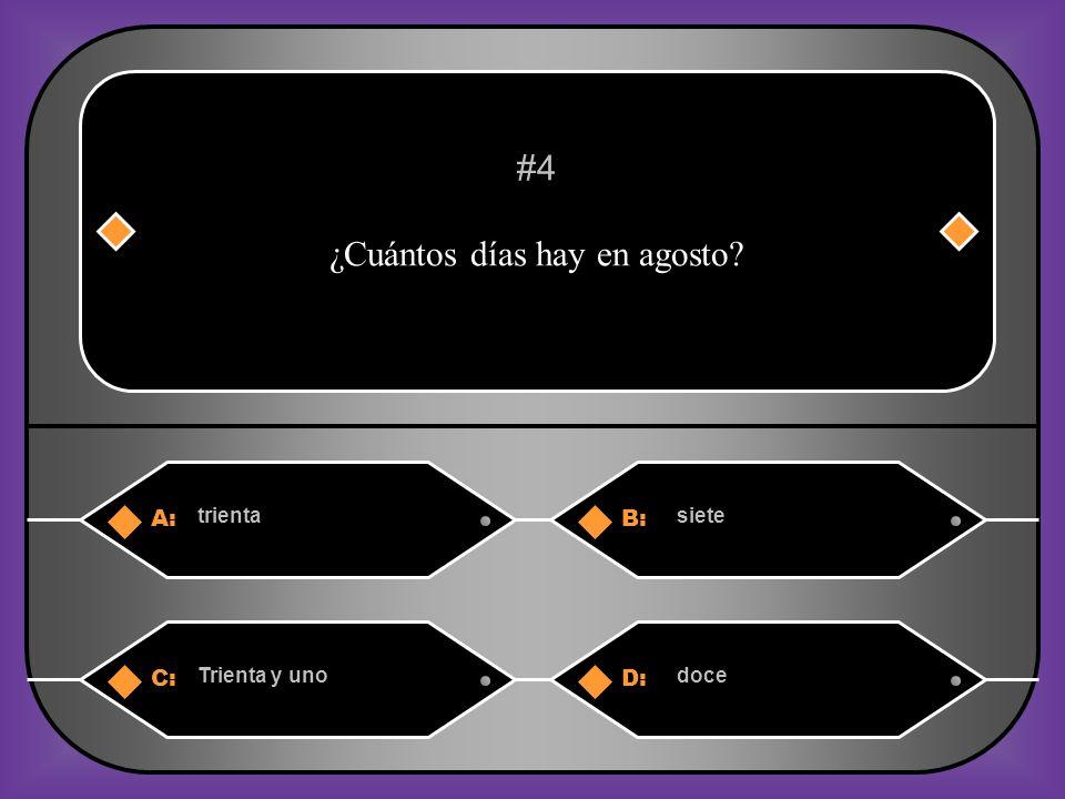 A:B: estudiantelibro #14 ¿ Cómo se dice pencil en español? C:D: bolígrafolápiz