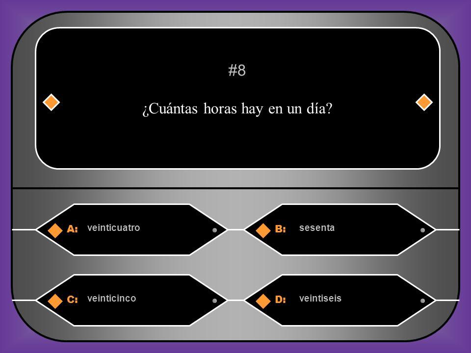 A:B: perezosa aburrida #38 ¿Cómo es la Srta. Bonilla? C:D: cantante una profesora
