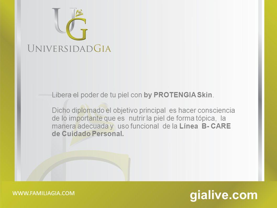 Libera el poder de tu piel con by PROTENGIA Skin. Dicho diplomado el objetivo principal es hacer consciencia de lo importante que es nutrir la piel de