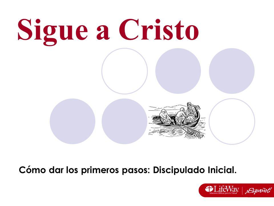 Sigue a Cristo: Encuentro # 1: La Seguridad de la Decisión Ocho (8) pasos sencillos.
