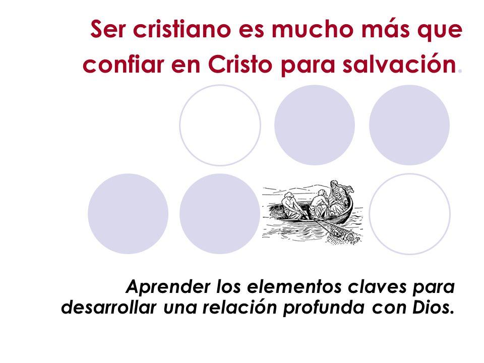 Sigue a Cristo:(SAC) Cómo dar los primeros pasos Encuentro #1: La Seguridad de la Decisión Encuentro #2: La Seguridad de la Salvación Encuentro #3: El Desarrollo Cristiano y La Palabra de Dios