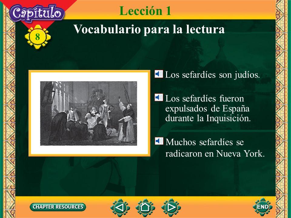 8 Lección 1 Vocabulario para la lectura el noroeste el nordoeste el medio oeste el suroeste el sudoeste el sudeste el sureste la frontera E S T A D O