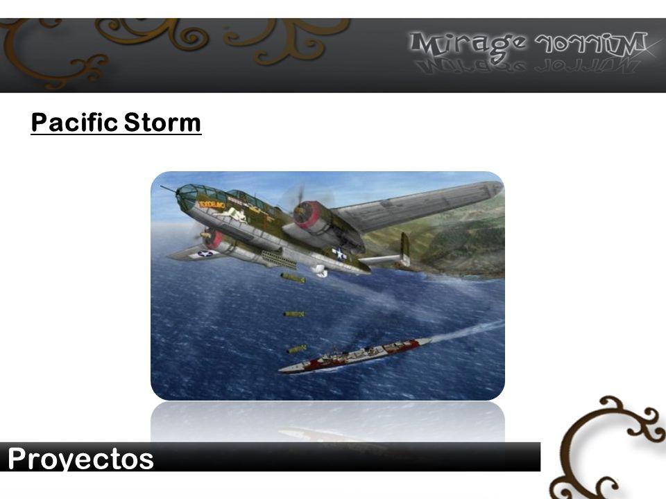 Proyectos Pacific Storm