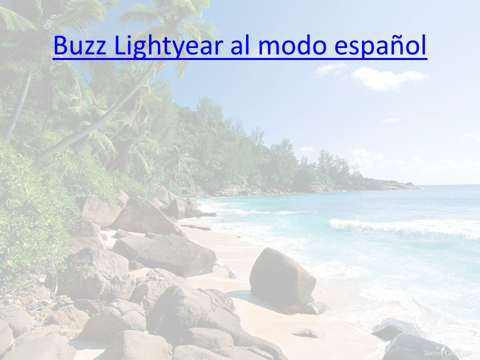 La Tarea Find the name of a Spanish song that contains 5 of our AMOR vocabulary words