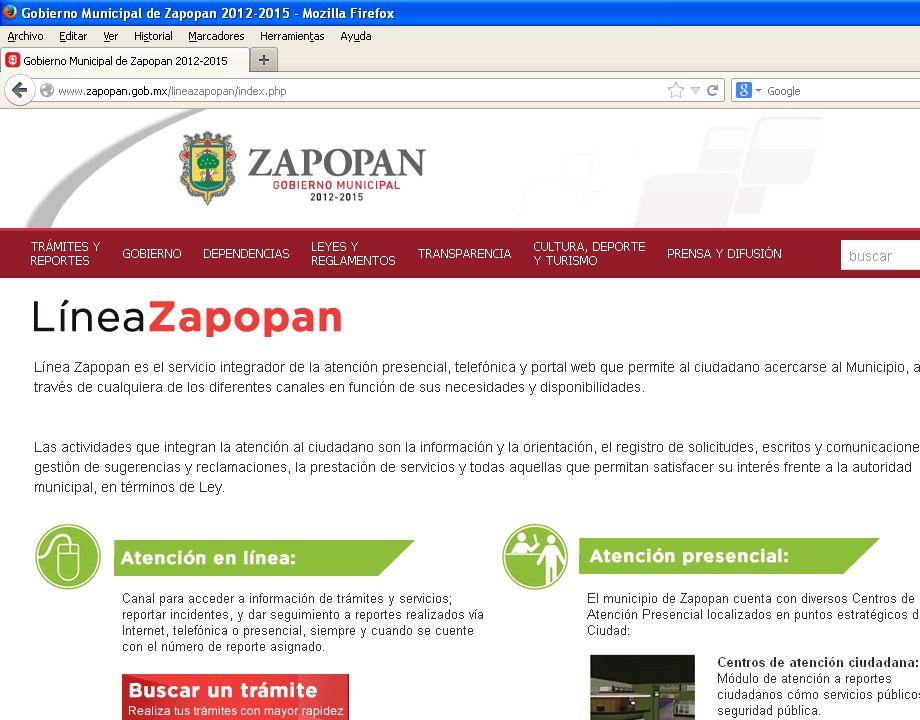 Línea Zapopan