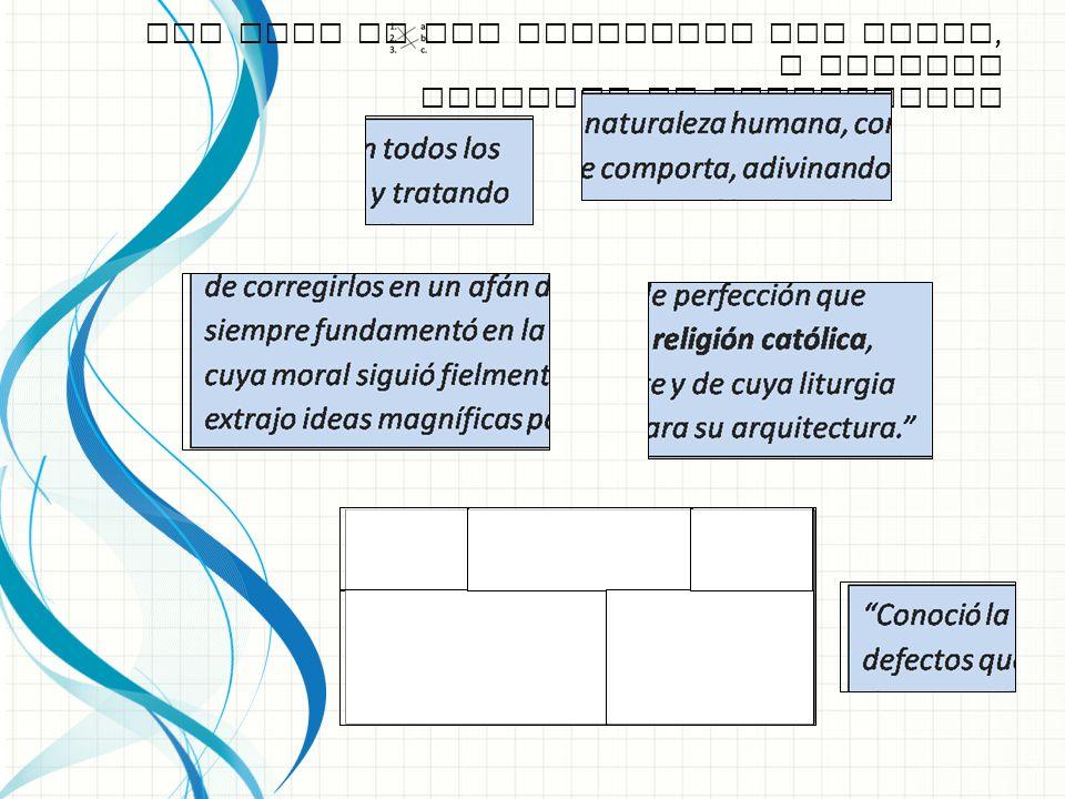 Haz clic en las porciones del texto, e intenta explicar su significado