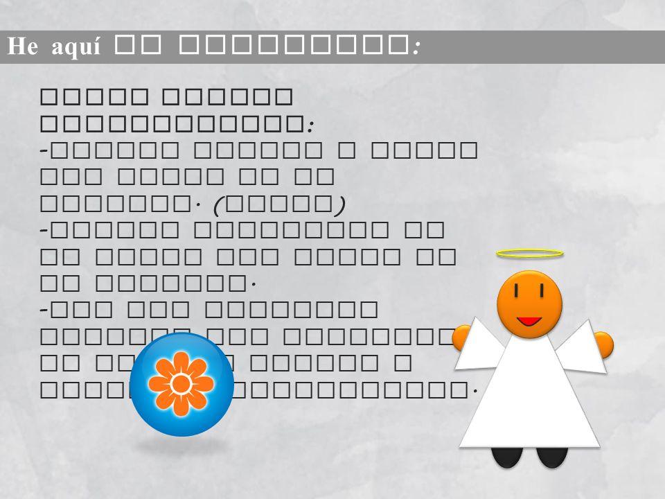 He aquí la respuesta : Tiene muchos significados : - Puedes llegar a santo por medio de tu trabajo. ( Laico ) - Puedes conseguir ir al cielo por medio