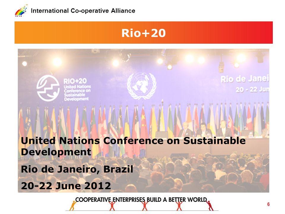 International Co-operative Alliance 7