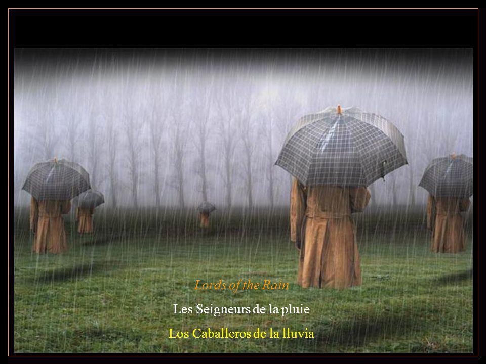 Lords of the Rain Les Seigneurs de la pluie Los Caballeros de la lluvia
