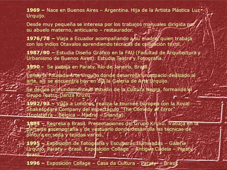 1997 – Exposición Esculturas – Igreja Santa Rita – Paraty – Brasil.