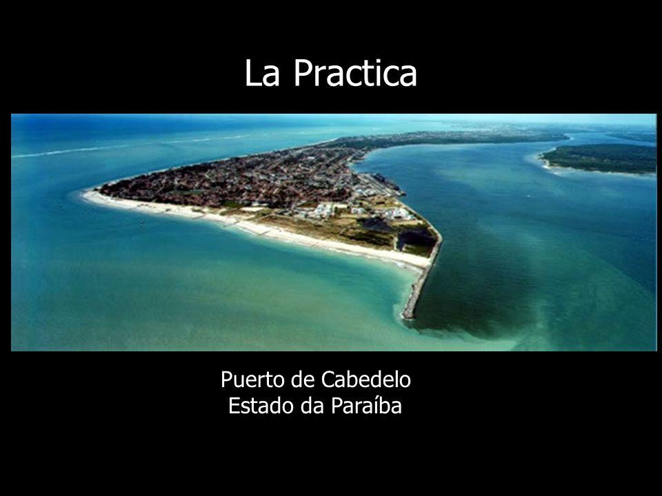 Puerto de Cabedelo Estado da Paraíba