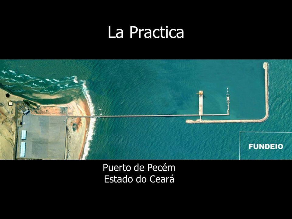 La Practica Puerto de Pecém Estado do Ceará