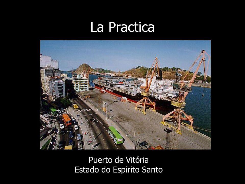 La Practica Puerto de Vitória Estado do Espírito Santo