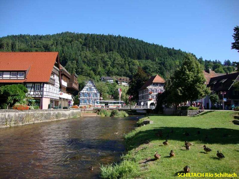 SCHILTACH Río Schiltach