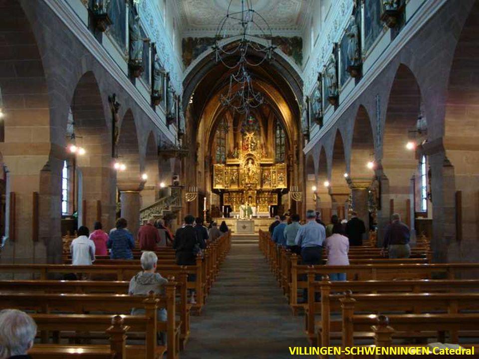 VILLINGEN-SCHWENNINGEN Catedral