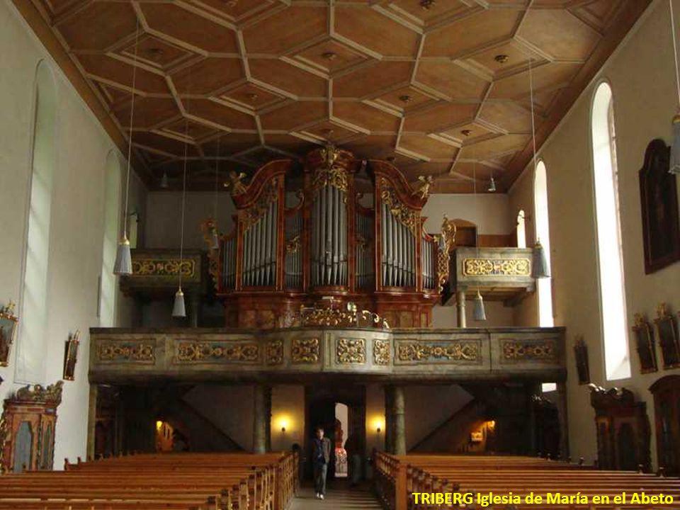 TRIBERG Iglesia de María en el Abeto