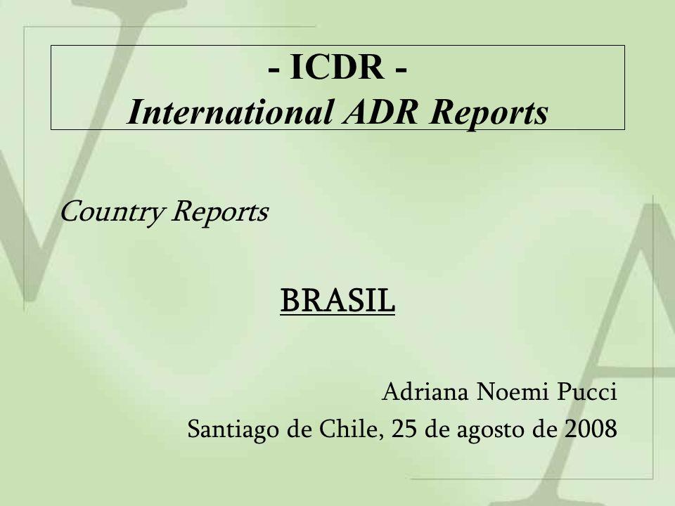 El Arbitraje en el Brasil – Ley N° 9.307/96 – STF - Supremo Tribunal Federal MBV Commercial and Export Management Establishment v.