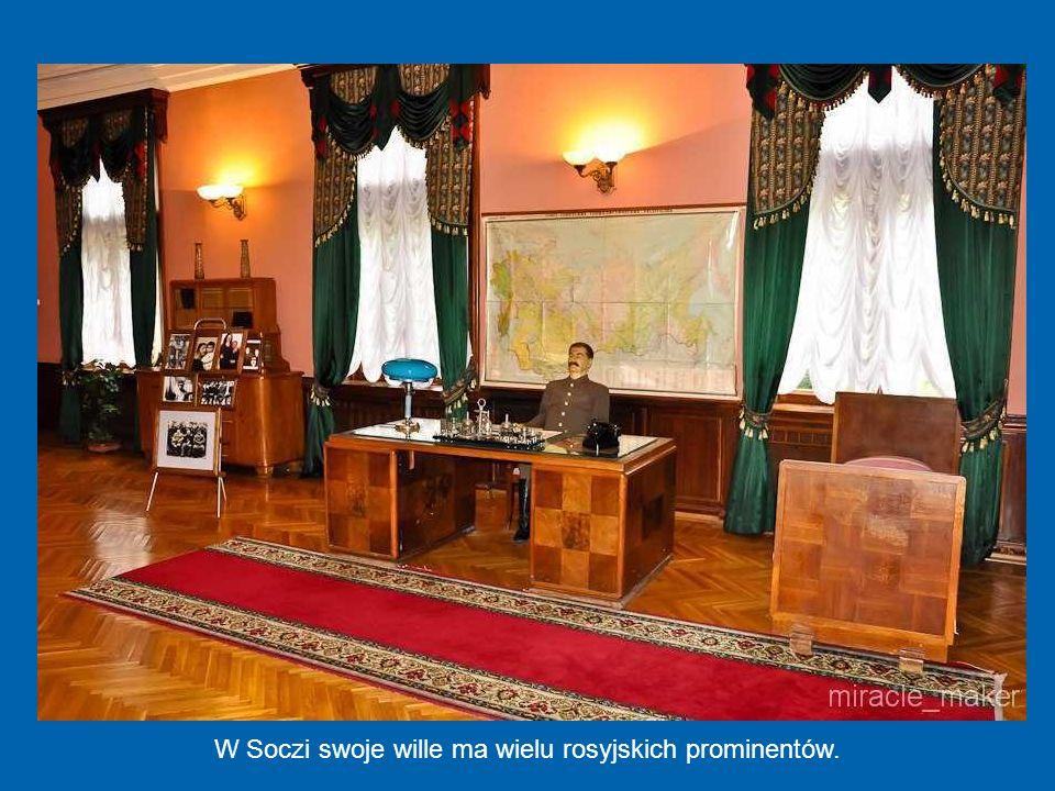 Willa Stalina w Soczi