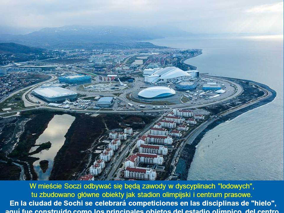 Rosja wydała na organizację zimowej olimpiady astronomiczną wprost sumę 50 mld dolarów.
