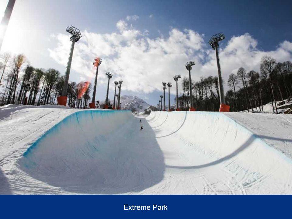 Centrum biegów narciarskich i biathlonu