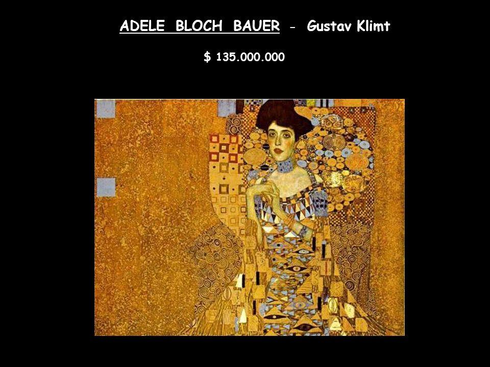 WOMAN III - Willen de Kooning $ 137.000.000