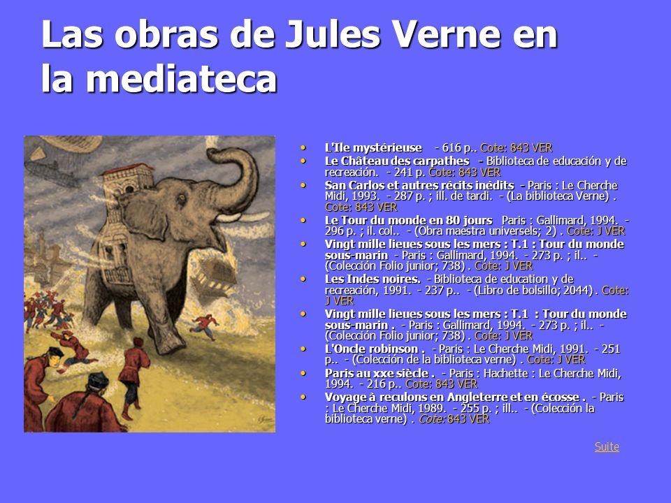 Las obras de Jules Verne en la mediateca Voyage au centre de la terre / Jules Verne ; Elyette, Adapt.