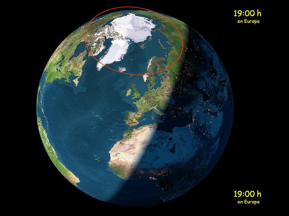 18:00 h en Europa 18:00 h en Europe