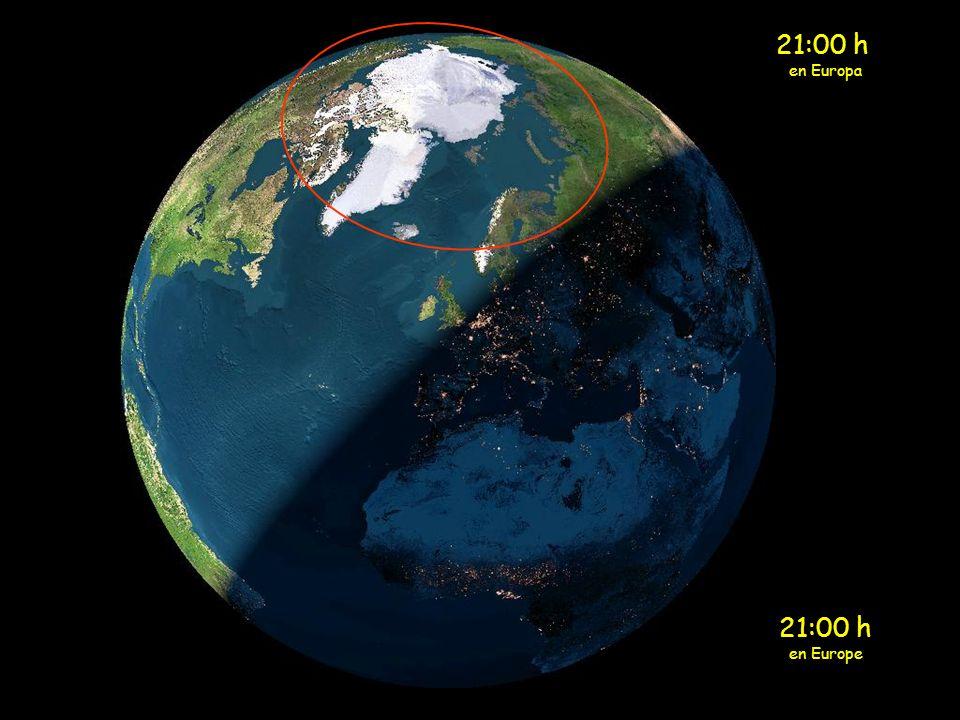20:00 h en Europa 20:00 h en Europe