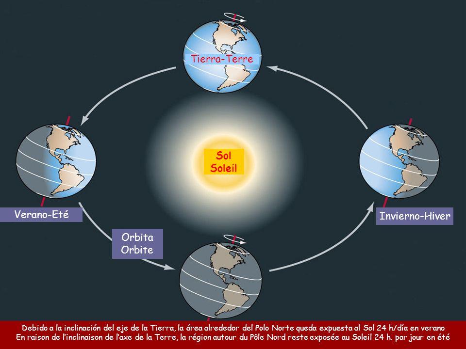 Entendiendo el Sol de Medianoche Música: Here comes the Sun - The Beatles utilizar el ratón – utiliser la souris Comprendre le Soleil de Minuit