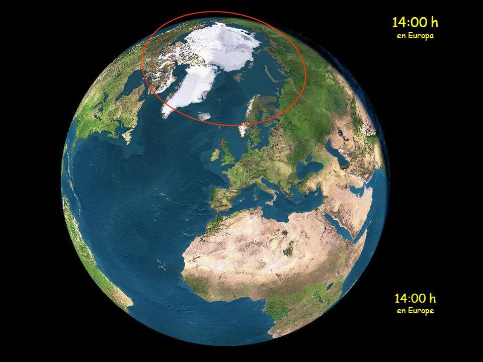 10:00 h en Europa 10:00 h en Europe