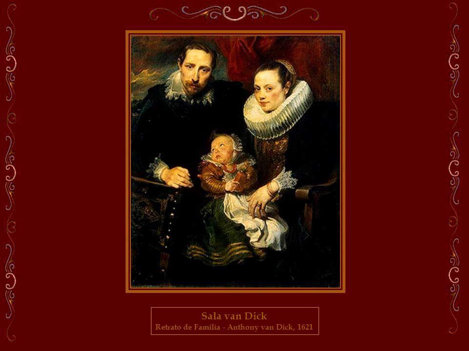 Sala de Arte Holandés El Bautismo - Hendrick Goltzius, 1608