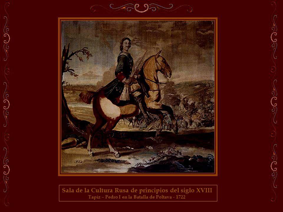 Retrato de Catalina la Grande - Vigilius Erichsen