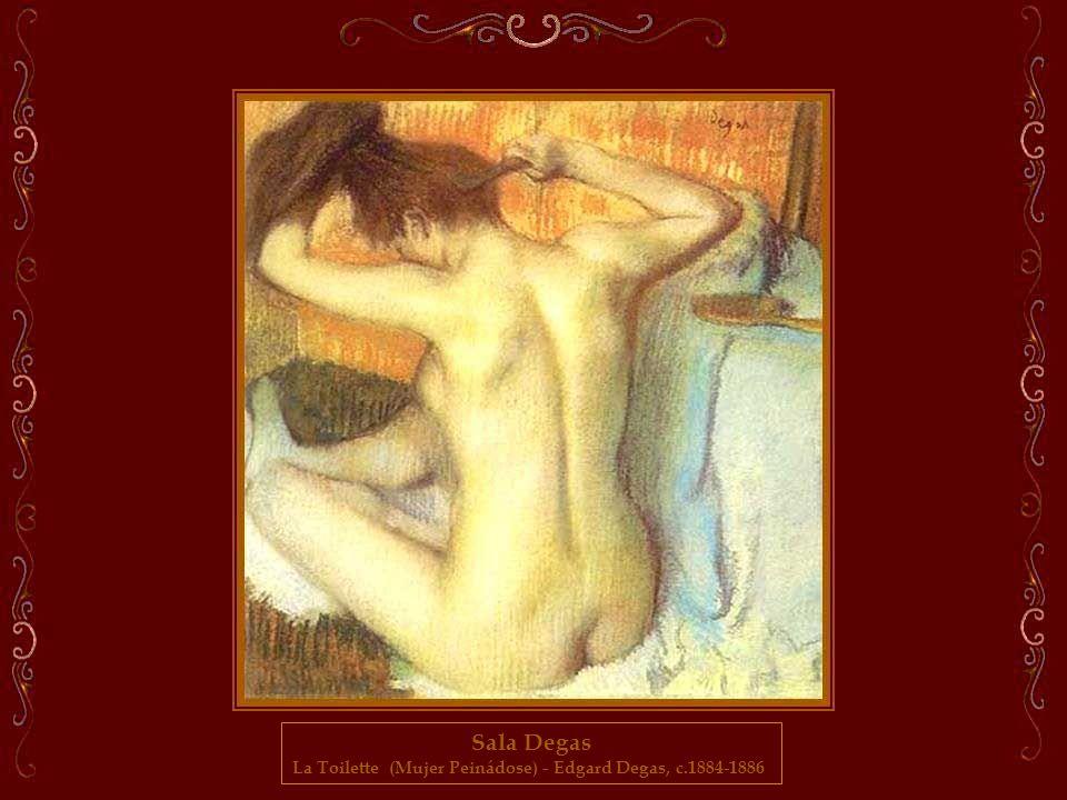 Sala Cezanne Bañistas al Aire Libre Paul Cezanne, c. 1880-1881