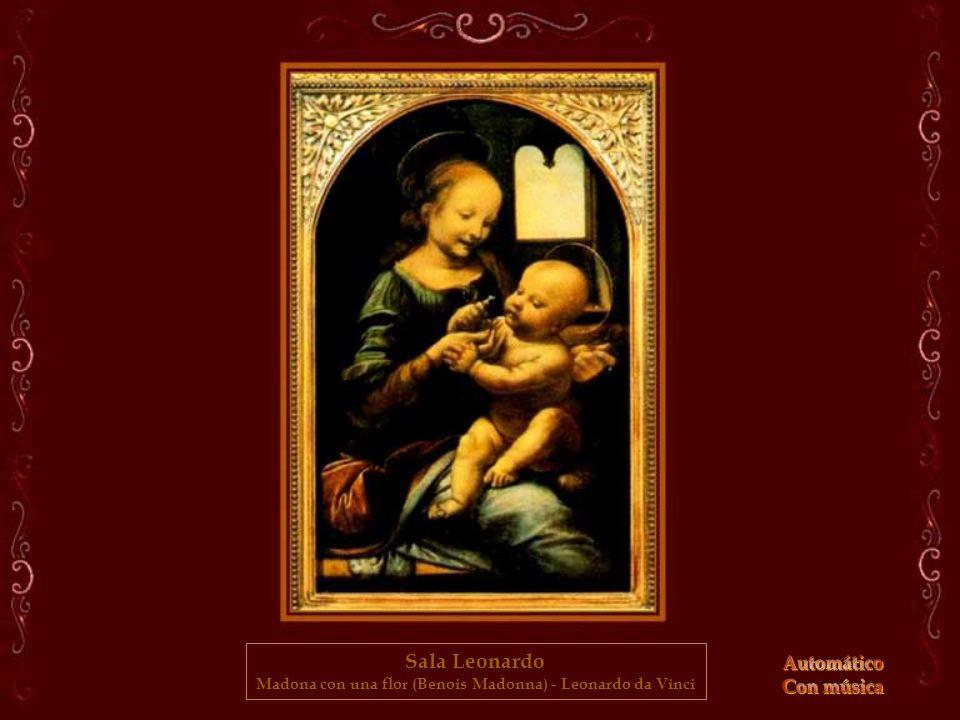 La colección del Hermitage comenzó cuando Catalina la Grande compró más de 200 pinturas en Europa.